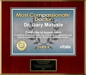 Vitals Most Compassionate Doctor Awards 2013