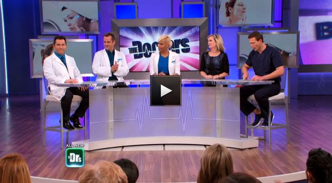 The Doctors TV show Motykie
