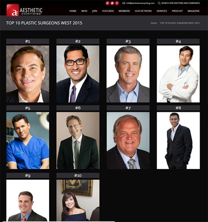 top plastic surgeon dr motykie